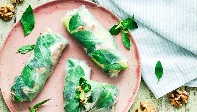 Neue Essgewohnheiten: Hübsches Essen