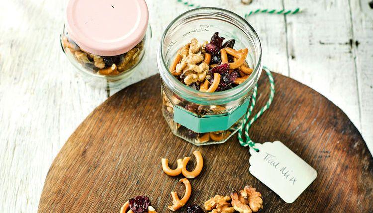 Neue Essgewohnheiten: Leckere Walnuss-Snacks