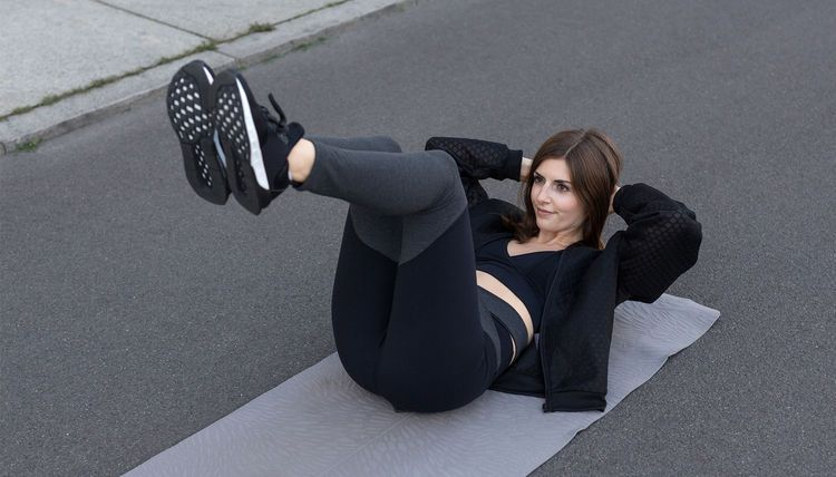 Morning-Workout Routine mit Valerie