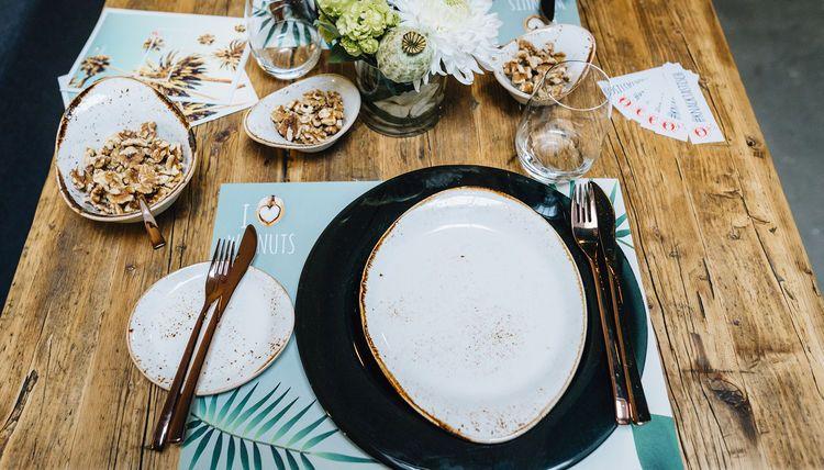 Walnüsse und Frühstück: Einfach ein perfektes Paar