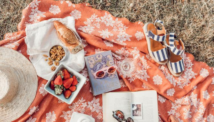 7 Picknick-Ideen: Der Frühling kommt!