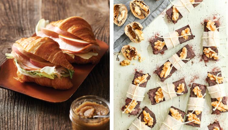 7 Picknick Ideen: Snacks für unterwegs