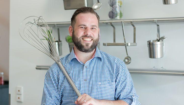 Tobias Müller_Der Kuchenbäcker