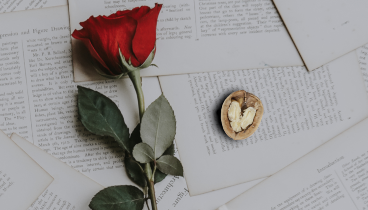 Walnüsse im Bauch: Valentinstags-Inspiration