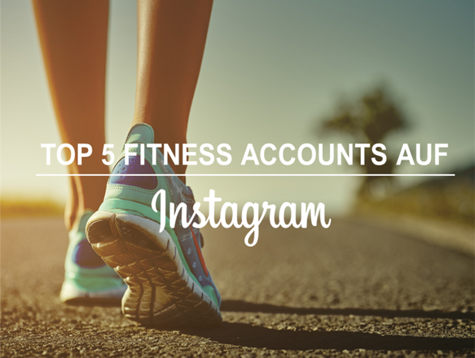 Top 5 Instagram Accounts
